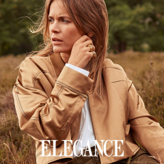 Hanna Verboom for ELEGANCE