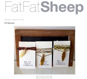 FAT SHEEP // BLOG